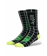 "Stance Anthem Classic Crew ""Future Digital "" Socks Size Large (9-12) New - $24.18"