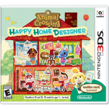Animal Crossing: Happy Home Designer (Nintendo 3DS, 2015 New) Video Game - €25,26 EUR