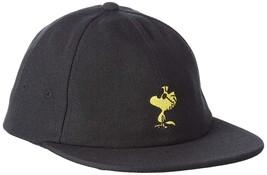 Vans X Peanuts Jo Hat Strapback Cap One Size OS - $21.04