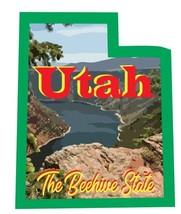 Utah Sticker Decal R7078 - $1.45+