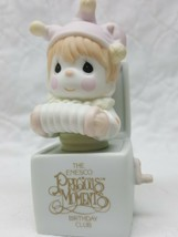 Enesco Precious Moments Jest To Let You Know You're Tops B0006 Figurine - $8.46