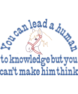 Human to knowledge thumbtall