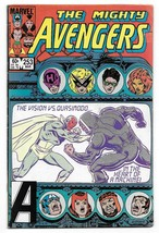 Copper Age 1985 The Mighty Avengers Comic 253 from Marvel Comics  - $3.96