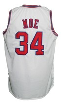 Doug Moe #34 New Orleans Buccaneers Aba Basketball Jersey New White Any Size image 4