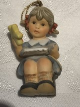 """Hummel """"Star Bright"""" little Girl With A Star Ornament Inspired By Berta ... - $10.00"""