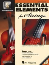 Essential Elements 2000 for Strings: Violin - Book 1 CD/DVD - $24.74