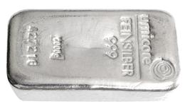 1000 Gramm 999.0 Fein Silber Umicore 1kg Silber Bullion Verbindung - $2,133.41