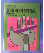 Southern Special Drum Solos, by William J. Schinstine  (Paperback) - $10.77