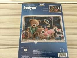 Janlynn Goodnight Bears Counted Cross Stitch Kit 195-0600 New 2003 L - $11.87