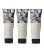 Bath & Body Works Aromatherapy Hot Springs Spa Moisturizing Body Cream x3 - £29.79 GBP
