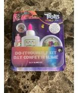 Trolls World Tour DIY Slime Confetti Kit - $12.86