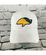Roman Horse Patch Mens Sz L-XL Hat White Fitted Flexfit Pro Back Basebal... - $9.89