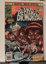 A Marvel Movie Special The Island of Dr. Moreau #1 1977 - $7.36
