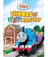 Thomas & Friends: Thomas & The Toy Workshop (DVD,2007) - $4.16