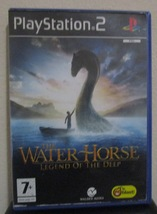 THE WATER HORSE-LEGEND OF THE DEEP (PS2) - $12.00