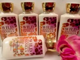5 Bath Body Works  Wild Madagascar  Shea & Vitamin E Body Lotion Free Ship - $39.56