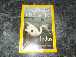 National Geographic Magazine June 2000 Indus - $2.99