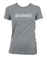 got extremity -  Ladies' Junior's Cut T-Shirt - $24.97