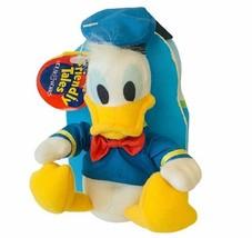 Walt Disney Donald Duck plush stuffed animal book Friendly tales NWT vtg... - $19.25