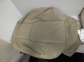 08 09 10 11 Mercedes C300 Front Passenger Right Back Rest Leather Seat Cover #4 - $99.99