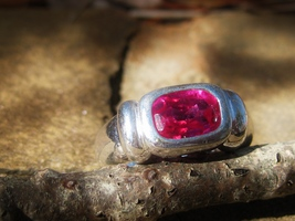 Haunted ring Djinn Genie of Strength and Refuge  - $150.00