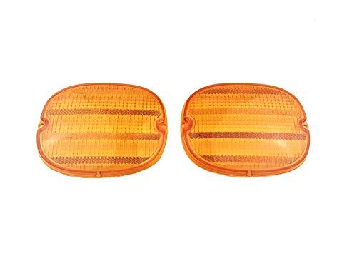 A-Team Performance Rear Tail Light Lens Compatible with 1991-1996 Chevy Corvette