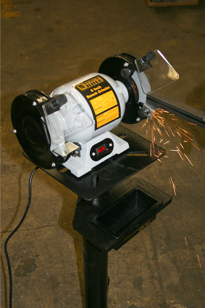 Tremendous Offex 6 3500 Rpm Single Speed Bench Grinder And 14 Similar Ncnpc Chair Design For Home Ncnpcorg