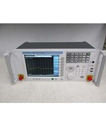 Agilent N1996A Option 506 Spectrum Analyzer 100KHz-6 GHz T119384 - $5,489.00