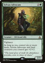 Sylvan Advocate x4 Oath of the Gatewatch English NM Playset - $2.23