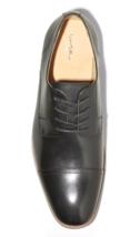 Goodfellow & Co Men's Brandt Black Real Leather Cap Toe Dress Shoes image 3