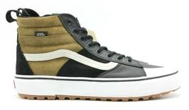 VANS Sk8-Hi MTE 2.0 DX All Weather Suede & Leather Mens Skate Shoe Size 9  - $102.84