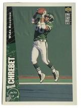 1996 Collector's Choice #98 Wayne Chrebet Upper Deck New York Jets Footb... - $0.99