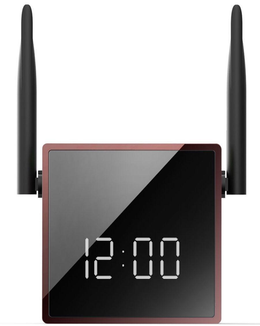 UNOCUBE G1 Internet TV Tuner Wireless Router Watch 200+ Korean Channels