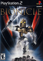 Bionicle Playstation 2 PS2 - $7.75