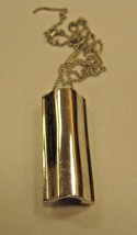 AVON CHAIN silver colored chain with AVON item on it marked ARIANE '77 - $2.96