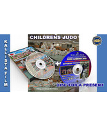 Children Judo in Japan. Film 2.+Game training in judo (Disc only).1 - $13.06