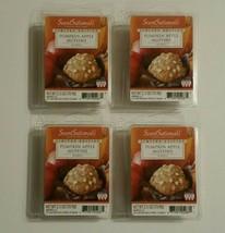 ScentSationals Pumpkin Apple Muffins  Scented Wax Cubes 2.5oz - Lot of 4 - $10.89