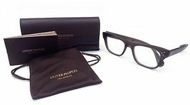 Oliver Peoples Unisex Brown Taupe Glasses with case OV 5302U 1473 52mm - $295.99
