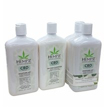 Hempz Moisture Hit Shampoo & Conditioner DUO (24.5oz each)