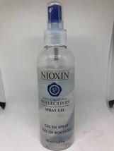 (1) Nioxin Volumizing Reflectives Spray Gel - 6.8oz - $55.00