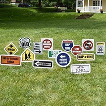 VictoryStore Yard Sign Outdoor Lawn Decorations: Retirement Yard Decorat... - €30,24 EUR