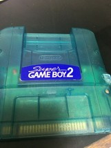 Nintendo Super GAME BOY 2 Super Famicom Japan - $71.27