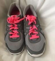 Nike Women's Revolution 2 Gray Running Training Shoes 8.5 ~ 554902 006~ EUC - $29.70