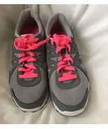 Nike Women's Revolution 2 Gray Running Training Shoes 8.5 ~ 554902 006~ EUC - $29.70
