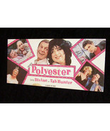 John Waters Divine Stiv Bators Polyester Odoram... - £23.03 GBP