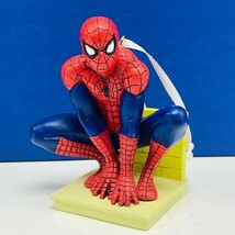 Spiderman Christmas ornament Marvel Comics Avengers Hallmark super hero ... - $14.45