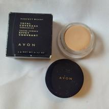 Avon Total Coverage Concealer Perfect Wear .17 oz Medium Neutral NOS - $19.79