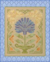 Summertime cross stitch chart Elizabeth's Designs  - $5.40