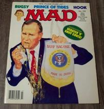 MAD Magazine #312 President George Bush Issue July 1992 1990's - $14.85