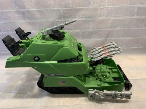 Vintage G.I.Joe Bataille Bunker Tank 1990 Véhicle Hasbro